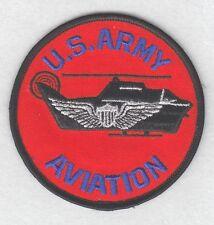 Army Patch:  U.S. Army Aviation - generic design