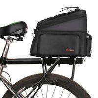 Multi Cycling Bike Bicycle Travel Bicycle Rear Seat Pannier Trunk Bag Pouch