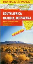 South Africa, Namibia, Botswana Marco Polo Map (Marco Polo Maps) New Map Book Ma