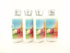 Bath Body Works 4 Endless Weekend Body Lotion 8oz Hand Cream Shea Vitamin E