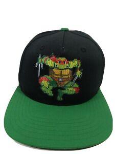 Teenage Mutant Ninja Turtles TMNT Nickelodeon SnapBack Embroidered  New Cap Hat