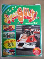SUPERGULP Fumetti in TV n°6 1978 L' Uomo Ragno Nick Carter  [G254A]