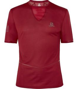 Salomon Men's Sense Ultra 37.5 Tee Running Shirt Medium