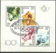 Sellos de 2 sellos usado