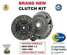 für Toyota Corolla AE80 EE80 1.3 1984-1985 NEU Kupplung Satz 198mm D 21 Zahn