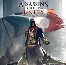 Assassin's Creed: Vol. 1 Unity - The Original Game Soundtrack - Chris T (NEW CD)