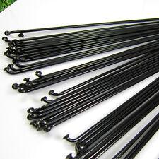 20Pcs Stainless Steel MTB Spoke Mountain Bike Spokes + Nipples 170-300mm