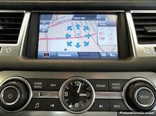 Land Rover Navigation and entertainment system repair