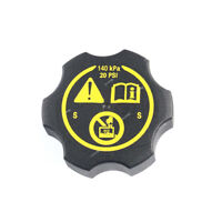 Radiator Coolant Overflow Recovery Surge Tank Cap For Opel Vauxhall Astra Zafira