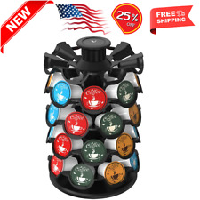 Coffee Pod Storage Carousel Holder Organizer Compatible with 40 Keurig K-Cup Pod