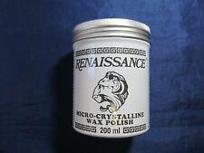 Renaissance wax polish 200ml Conservation of, Antiques, Coins, Arms & Armor