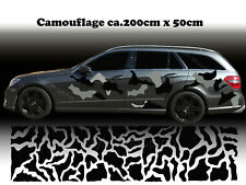 Auto Aufkleber Tattoos Camouflage Tarnmuster Dekorset Tuningaufkleber Flecken