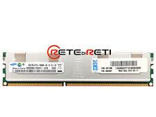 € 22+IVA IBM 44T1483 4GB PC3-10600 Server System x3550 x3650 M2 44T1493 43X5047