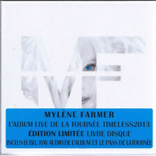 COFFRET BOX SET LIMITED EDITION MYLENE FARMER TIMELESS 2013 NEUF SOUS BLISTER
