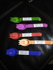 Primary Kids Fork & Spoon Set