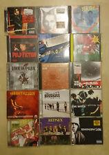 15 CDs: Marilyn Manson, Megaherz, WIZO, Linkin Park, Pink, Rednex, Eminem,...