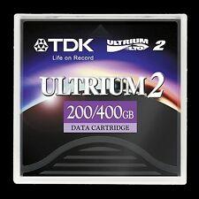 TDK LTO Ultrium 2 Cartridge 200/400GB (27694) -NEW