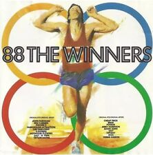 88 The Winners CD - Rare 1988 Australian Compilation - Very Good Condition