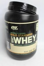 OPTIMUM NUTRITION Gold Standard Whey Protein Muscle Recovery Support 864g NEW