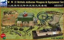 Bronco 1:35 WWII British Airborne Weapon/Equipment Set 03567