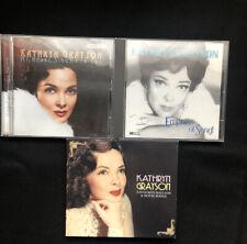Kathryn Grayson My Heart Sings for You Audio CD & 2 Bonus Kathryn Grayson CD's
