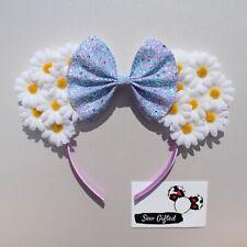 Disney Frozen Bnip girl's Bow Headband /& 2 Bow Bobbles