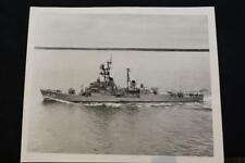 SignMission Served On USS JONAS INGRAM DD 938 Plastic License Plate Frame
