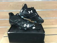 Under Armour Demolition Mid D Football Cleats
