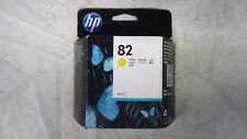 HP C4913A Druckerpatrone Nr 82 yellow NEU + Original