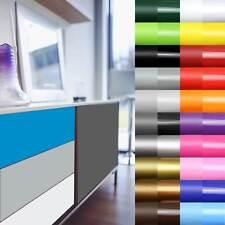 8,33€/m² Möbelfolie Glanz Matt Klebefolie selbstklebende Plotterfolie Folie