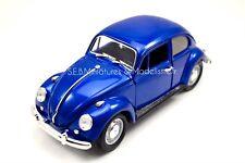 VW VOLKSWAGEN BEETLE 1967 1/18 LUCKY DIE CAST