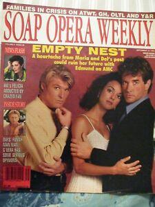 SOAP OPERA WEEKLY 9/27/94 EVA LA RUE, JOHN CALLAHAN KRISTA TESREAU