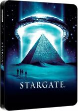 STARGATE (2OTH ANIVERSARY STEELBOOK) [BLURAY] NEW & SEALED