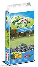 10 kg CUXIN Mikro Rasendünger gegen Moos u. Filz im Rasen Frühjahrsdünger