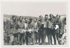 Foto Soldaten Wehrmacht-Musiker teils mit Orden 2.WK (t66)