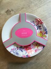 Joules 4x Melamine Picnic Plates 10 Ins Brand New