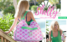 PERSONALIZED MONOGRAMMED BEACH BAG AND MATCHING TOWEL AVAILABLE TOO