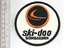Snowmobile Bombardier Ski Doo Vintage 1960's Patch Quebec, Canada
