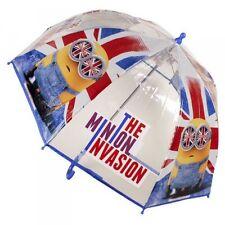 Minions Kinder Regenschirm Schirm Sonnenschirm Minion Motiv UNION JACK England