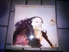 "LP 12""  ETTA JAMES COME A LITTLE CLOSER RARE FRANCE CHESS CH50041 EX++/N-MINT"
