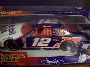 1/24 SCALE JEREMY MAYFIELD MOBIL 1 NASCAR CAR WINNERS CIRCLE 1998