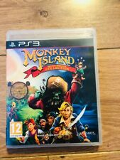 Jeu MONKEY ISLAND Edition Speciale COLLECTION Playstation 3 PS3 avec boitier