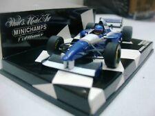 WOW EXTREMELY RARE Williams FW17 Villeneuve Silverstone 1995 1:43 Minichamps