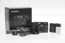 Fuji Fujifilm X100T 16.3MP Digital Camera w/23mm f2 #781