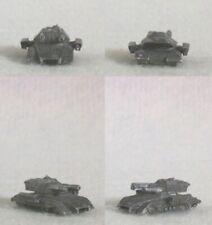 Challenger X MBT (2) TR 3058 BT 748 Battletech RAL Partha Miniature 90 Tons