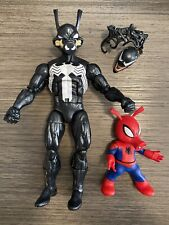 USED Marvel Legends Spider-Ham and Pork Grind Venom (Monster Venom Wave)