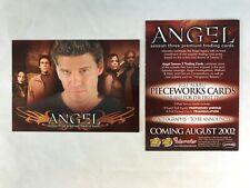 CHEAP PROMO CARD: Angel Season 3 Inkworks 2002 #A3-WW2002 ONE SHIP FEE PER ORDER