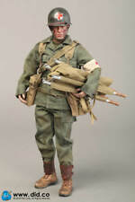 DRAGON DREAMS DID 1/6 US WW II DIXON US ARMY MEDIC 77th INFANTRY DIVISION A80126