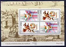 PORTUGAL 1986 / Mi 1677-1678 BLOCK 47 / FILATELIE  /  POSTFRIS / MNH ***