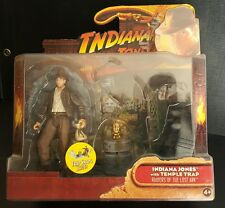 Indiana Jones lotto - 2 veicoli + 6 figures